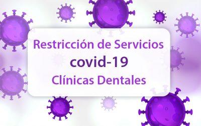 Restricción de Servicios